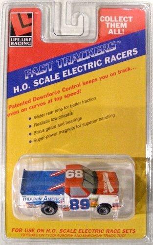 - LIFE-LIKE RACING #974 - H.O. SCALE NASCAR GMC Truckin' America #89