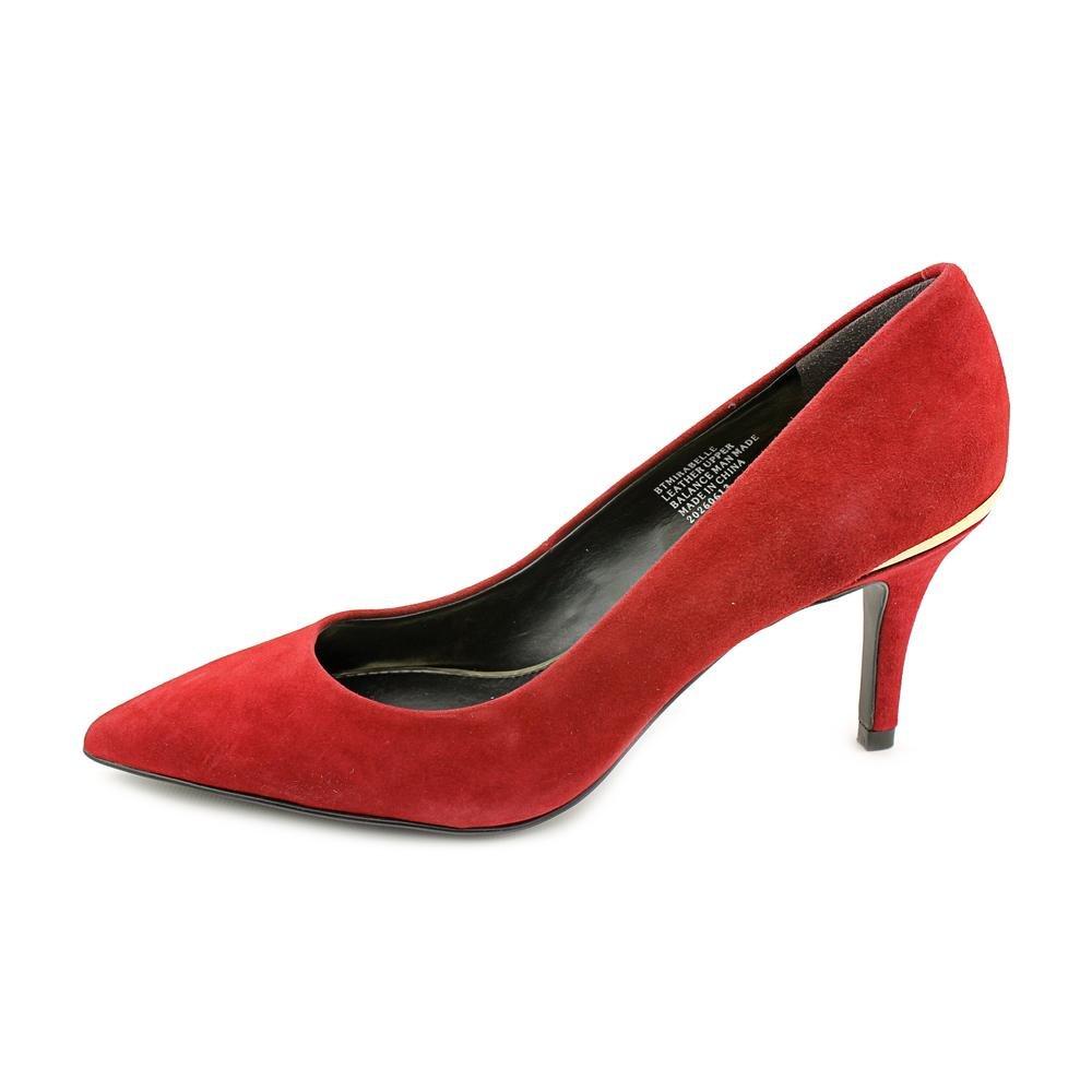 Boutique 9 Mirabelle Women US 6.5 Burgundy Heels