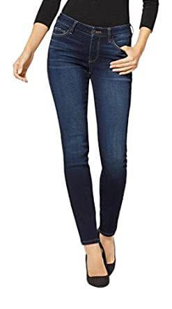 6ddffb46d3e New York & Co. Curvy Legging - NYC Runway - Super 0 Blue Tease Wash at  Amazon Women's Jeans store
