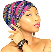Luxury Stretchable Head Wrap for Women, beautiful Hijab, Headsweat & Stretch Hair Scarf, Hairbands in Jersey