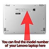 """mCover Hard Shell Case for New 2018 13.3"""" Lenovo"""