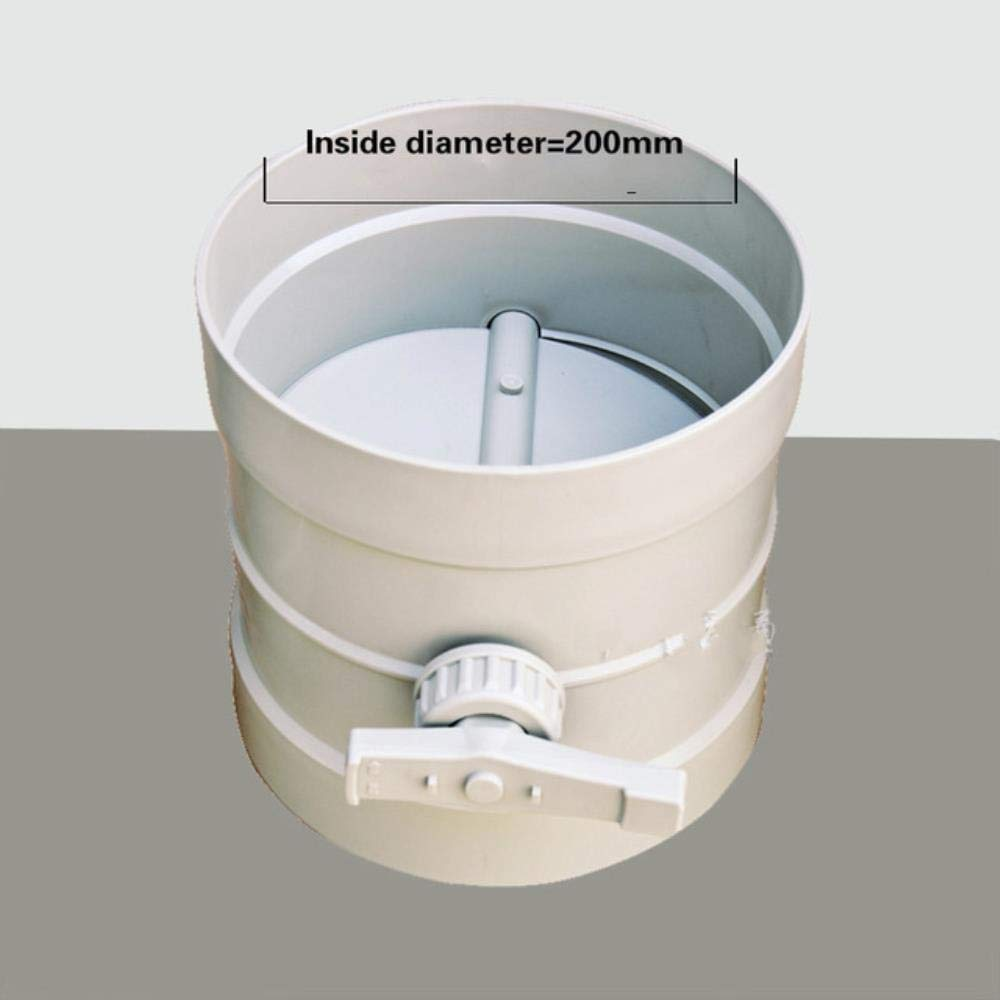 SAOJIVálvula de Aire de plástico Manual 50/63/75/90/110/160 ...