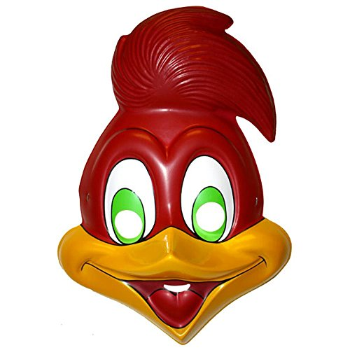 Characters Guess Costumes Who (Woody Woodpecker PVC Child)