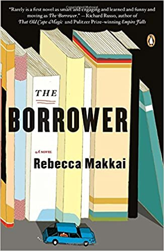 Image result for The Borrower by Rebecca Makkai