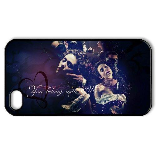 [Snap-on iphone 4 4S 4G Case -Musical Phantom of The Opera Custom Printed Back Case Protector -4] (Custom Phantom Of The Opera Costumes)