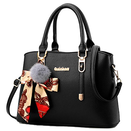 al para Bolso mujer Sabarry Negro hombro qA1x85