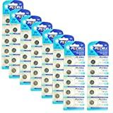40 Pcs CR1225 DL1225 1225 3V Lithium Button Cell Battery