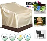 84x67x73CM Waterproof High Back Chair Cover Outdoor Patio Yard Furniture Protection [US Warehouse] by AdvancedShop
