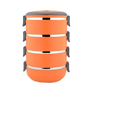 Amazon.com: uniquq térmica bento Lunch Box Thermos Picnic ...