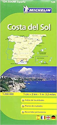 Mapa Zoom Costa del Sol (Mapas Zoom Michelin): Amazon.es: Vv.Aa, Vv.Aa: Libros