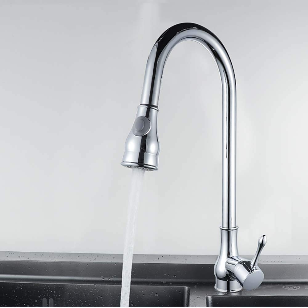 Swei taps Wasserhahn Küche Armatur 360° drehbar ...