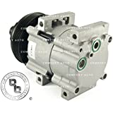 1994 - 2004 Ford Mustang V6 3.8L / 1993 1994 1995 Ford Taurus V6 3.8L Brand New AC A/C Compressor With 1 Year Warranty
