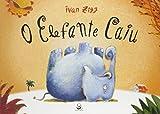 capa de O Elefante Caiu