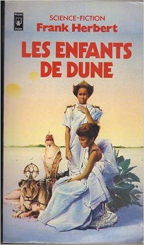 Couverture de Les enfants de dune