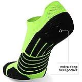 Low Cut Cycling Socks , NIcool Breathable Athletic