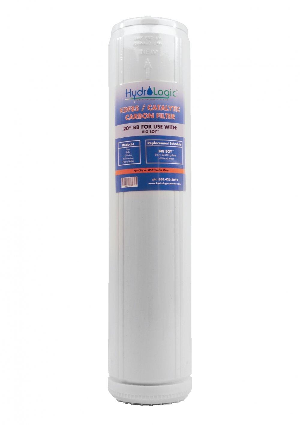 Hydro logic Big Boy KDF85 Carbon Filter 728960