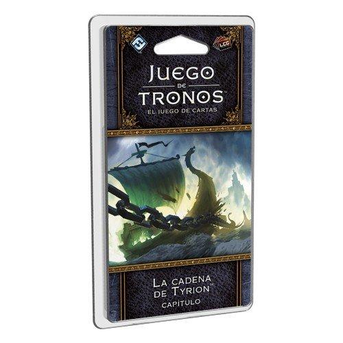 Fantasy Flight Games Juego de Tronos lcg: la Cadena de ...