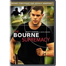 The Bourne Supremacy (Widescreen Edition) by Universal Studios