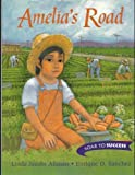 Amelias Road, Paperback Level 4: Houghton Mifflin Soar to Success
