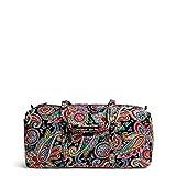 Vera Bradley XL Duffel Travel Bag (Parisian Paisley)