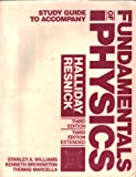 Fundamentals of Physics, Resnick, Robert E., 0471634115