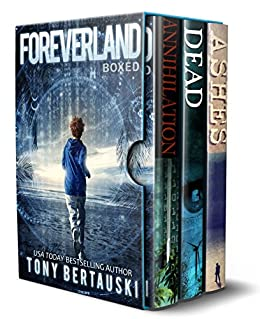 Foreverland Boxed: A Science Fiction Thriller by [Bertauski, Tony]