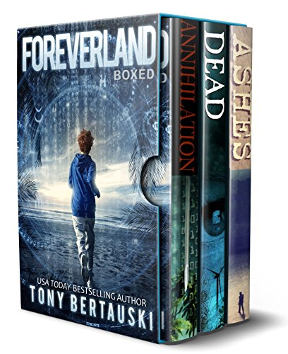 Foreverland Boxed: A Science Fiction Thriller cover