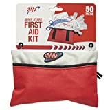 Lifeline 4176AAA 50 Pc. Jump Start First Aid Kit