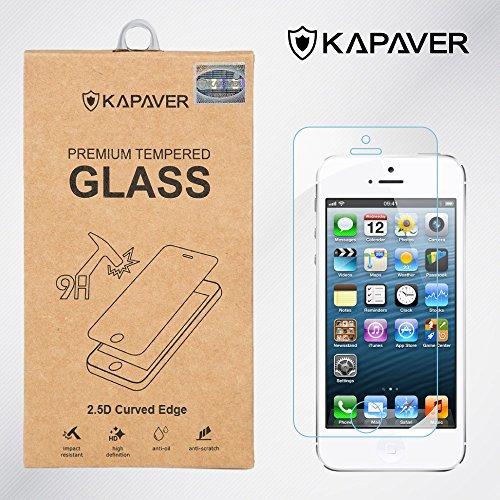 Apple iPhone 5/5S/5C 2.5D premium tempered glass