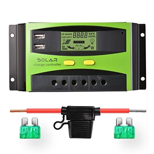sunix solar charge controller manual