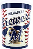 Sporting Goods : Milwaukee Brewers Waste Basket