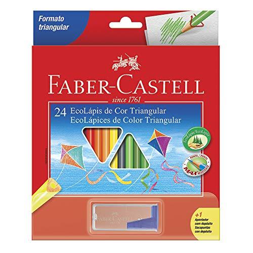 Triangular Apontador Faber Castell 120524 1APT