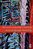 img - for Second Language Learning and Language Teaching: Fifth Edition book / textbook / text book