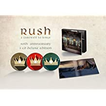 A Farewell To Kings (40th Anniversary 3 CD Deluxe)