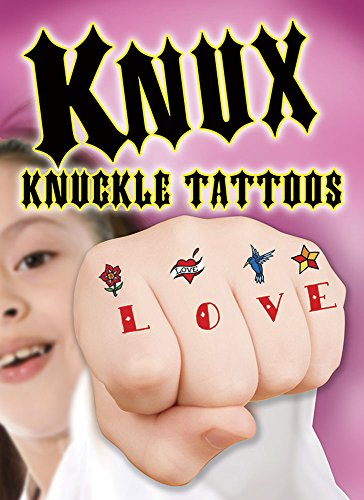 (KNUX -- Awesome Knuckle Tattoos )