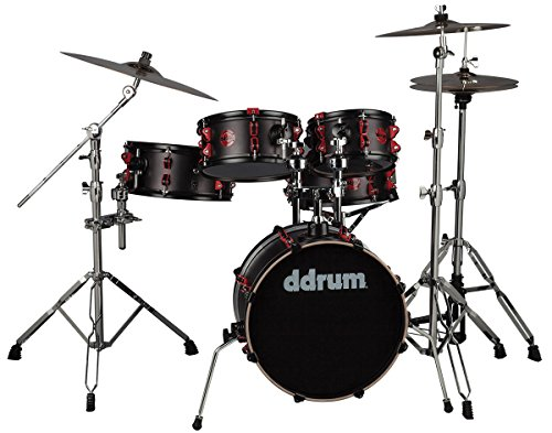 ddrum HYBRID CK Hybrid Compact Drum (Ddrum Sets Bass Drum)