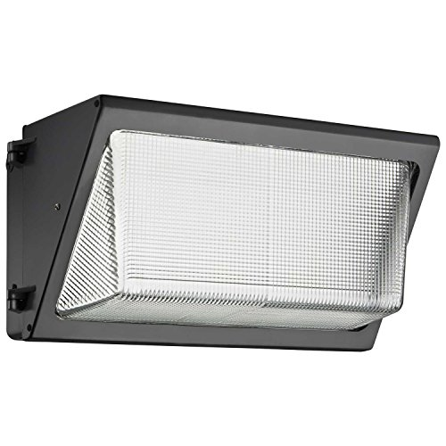 Lithonia Lighting TWR2 LED 1 50K MVOLT DDB Wall LED 79W Outdoor Luminaire Light, Black Bronze