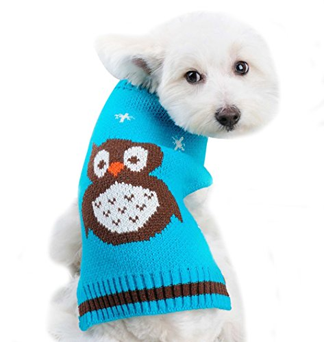 [Uniquorn 2016 New European And American Popular Pet Clothing Owl Pattern Pet Sweater Halloween Dog Sweater Pet] (Cheshire Cat Halloween Costume Ideas)