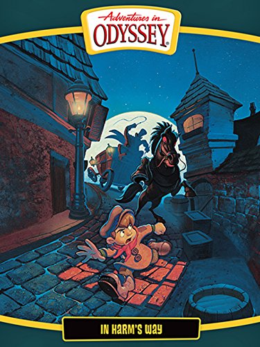 Adventures in Odyssey: In Harm's Way (Nice Short Stories With Moral In English)