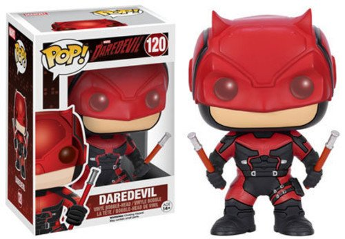 POP! Bobble - Daredevil Daredevil Red Suit