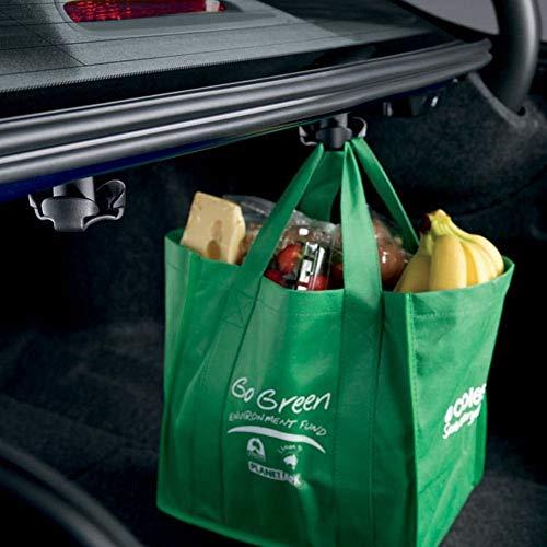 (2 Trunk Cargo Hooks fit Honda Accord 08-19 Civic 10-19 Acura ILX 13-19 TLX 15-19)