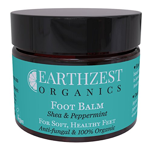 Foot Cream - Best For Cracked Heels, Hard Skin, Athletes Foot & Fungal Nail...
