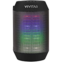 Vivitar Multi Led Bluetooth Speaker