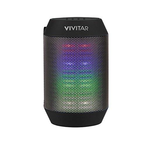 Vivitar Multi Led Bluetooth Speaker