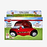 Super Pet SP61361 Critter Cruiser for Small Animals, Colors Vary