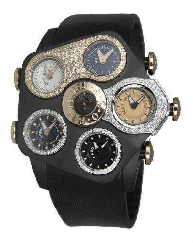 Jacob-Co-Grand-JGR1-25-Black-PVD-with-Metallic-Dials-525mm-214Ct-Diamond-Watch