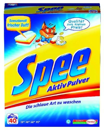 Waschmittel Aktiv Pulver SPEE 2101386/2,42 kg