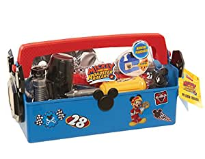 Just Play Boys Mickey Roadster Racers Tool Box