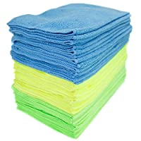 48-Pack Zwipes Microfiber Cleaning Cloths