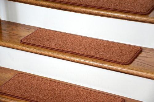 Dean Carpet Stair Treads Maple